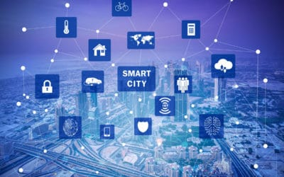 Moving into the smart city with 5G