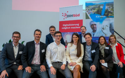 Innovationshub für Digitalisierung in Kärnten eröffnet